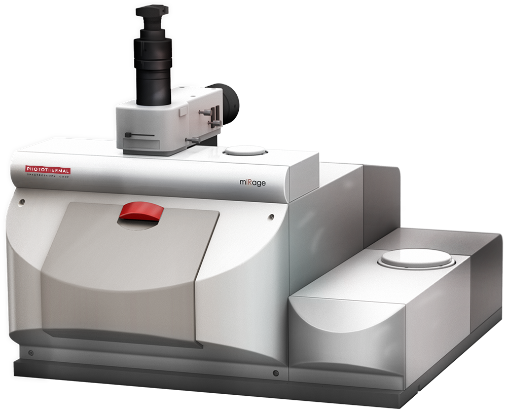 The mIRage IR Microscope