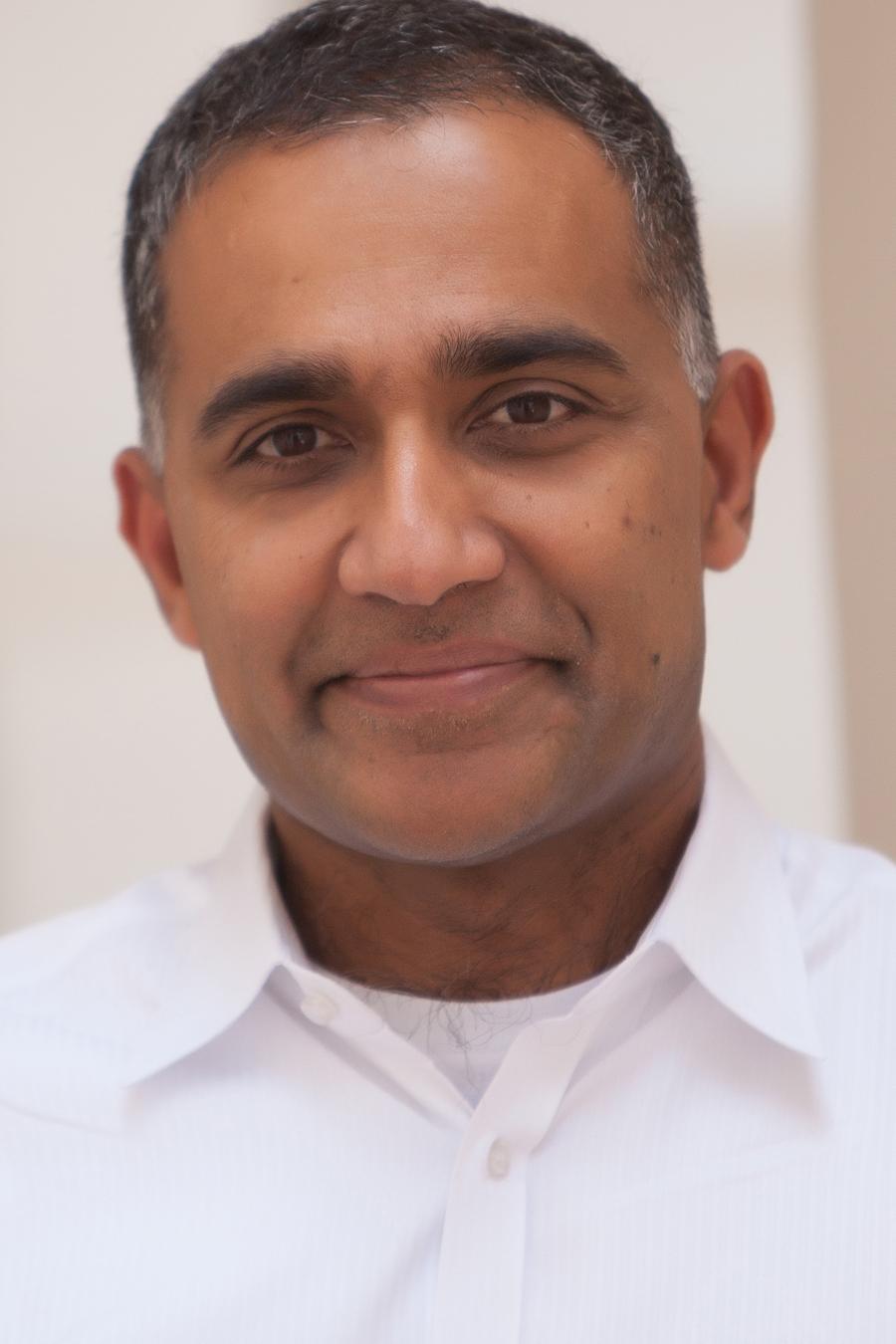 Photograph of Roshan Shetty