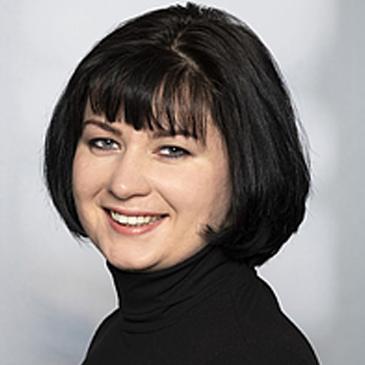 Photograph of Madina Shamsuyeva, Ph.D